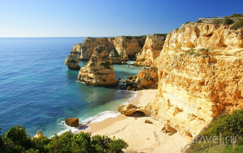 Зимний рай в Португалии / Португалия
