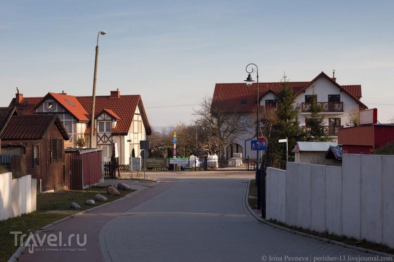 Этюд на курортную тему. Каленберг (Крыница Морска). Польша / Фото из Польши