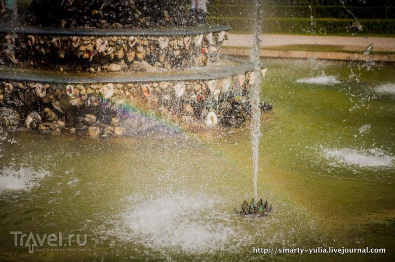 Версаль - шоу фонтанов! / Франция