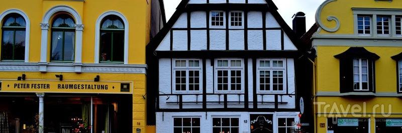 Олденбург, непримечательная немецкая провинция / Германия