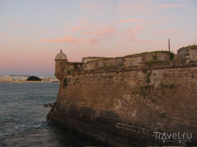 Кадис. Два прекрасных дня у океана / Испания