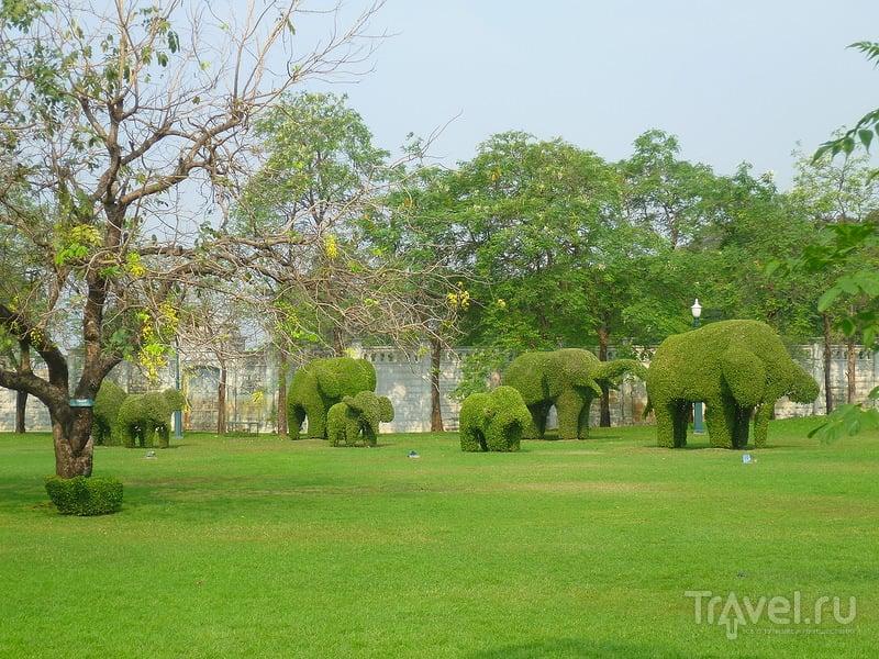 Таиланд. Летний королевский дворец Банг Па-ин / Таиланд