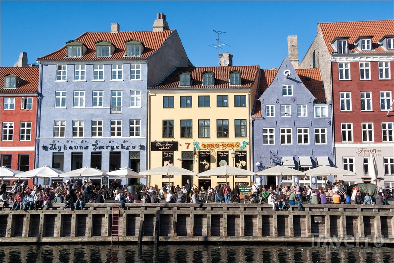 Атмосферный Копенгаген / Фото из Дании