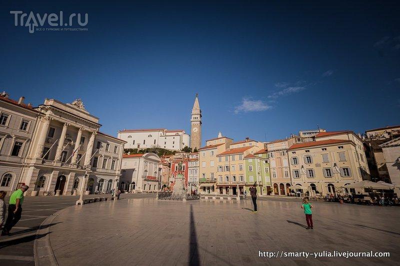 Пиран: Словенская Венеция / Фото из Словении