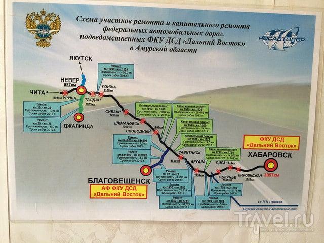 Владивосток - Санкт-Петербург на машине / Россия