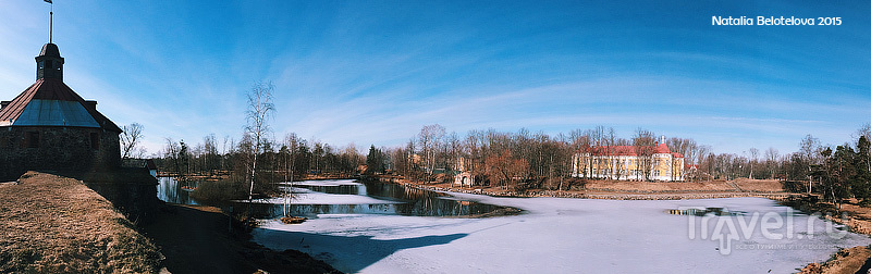 Крепость Корела в Приозерске / Фото из России