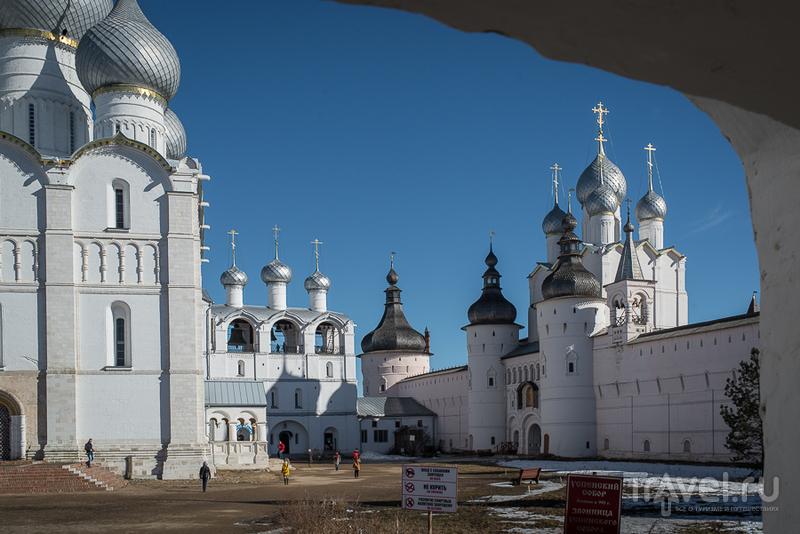 В чем величие Ростова Великого?... / Фото из России