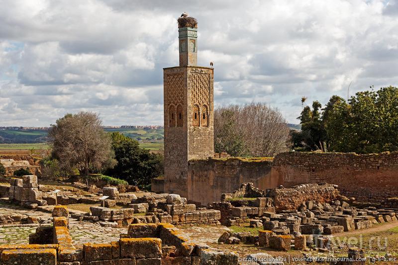 Марокко. Рабат. Разрушение мифов / Марокко