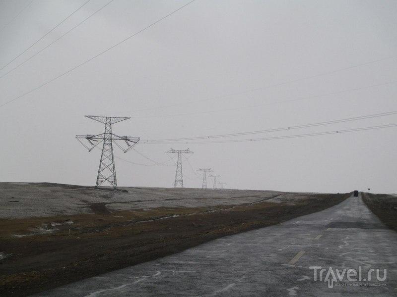 Путешествие выходного дня. Автостопом по западному Китаю / Китай