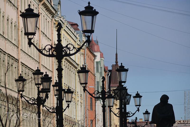 Мартовский Санкт-Петербург / Фото из России