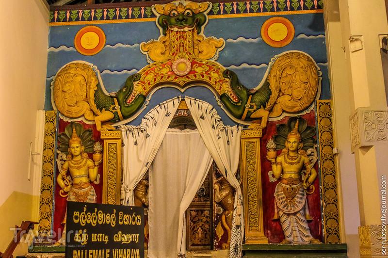 Главная буддийская реликвия Шри-Ланки / Шри-Ланка