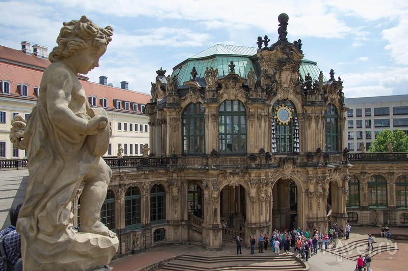 Прогулка по Дрездену / Фото из Германии