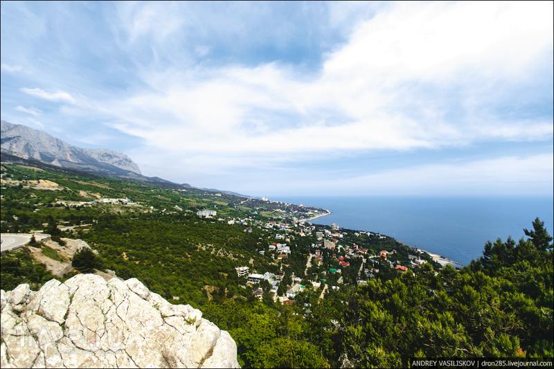 Крым. Гора Кошка / Фото из России