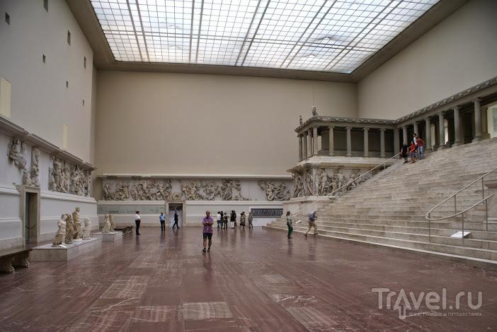 Пергамский музей Берлина / Германия