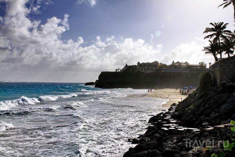 Пляжный Барбадос - Крейн Бич / Барбадос