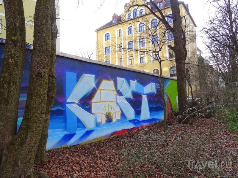 Нетуристические зарисовки из Мюнхена / Германия