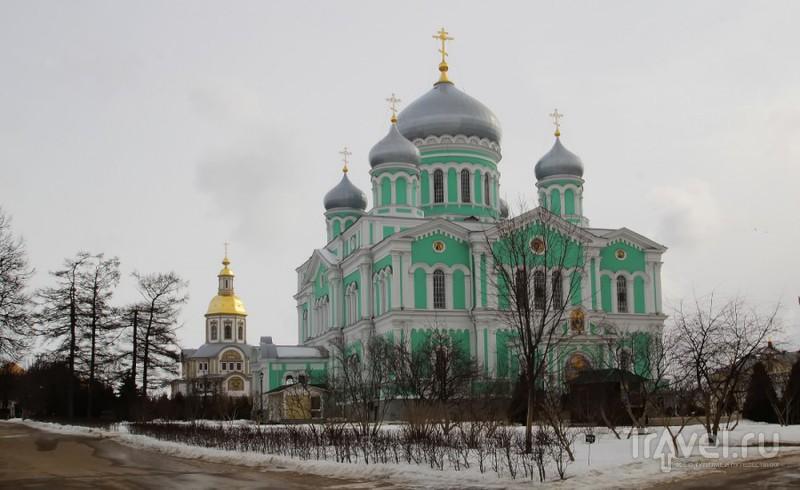 Серафимо-Дивеевский монастырь / Россия