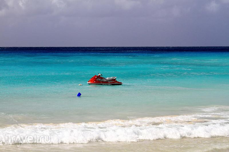 Пляж Довер Бич, Барбадос / Барбадос