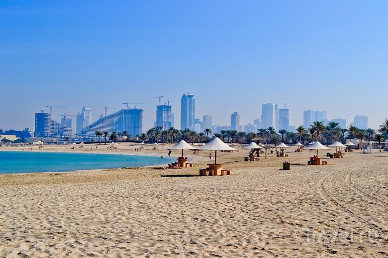 Дубай. С высоты 555 метров / Фото из ОАЭ