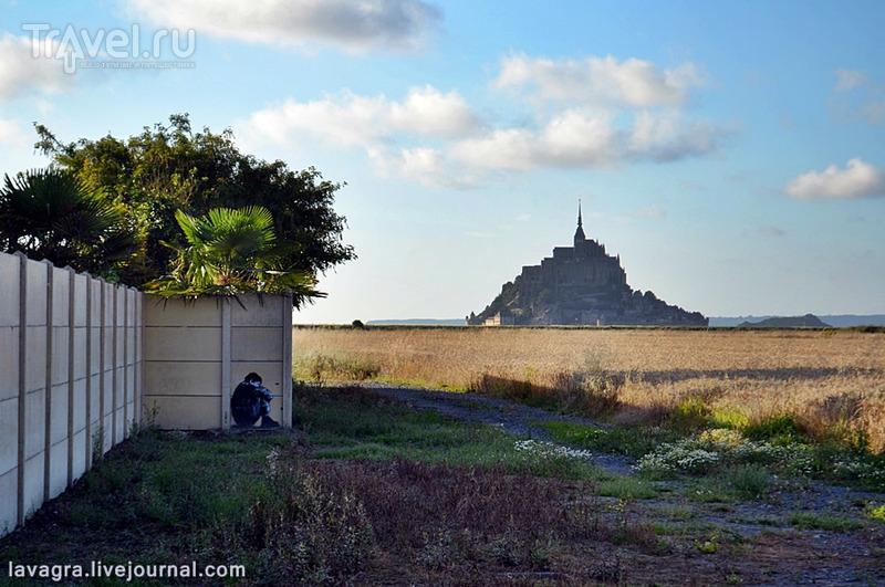 По Нормандии без сидра и кальвадоса или как правильно провести отпуск на трезвую голову / Франция