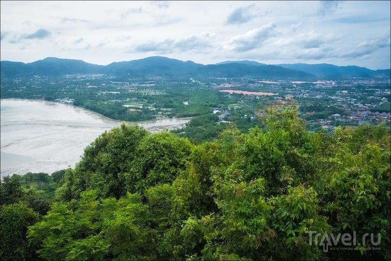 Пхукет с высоты: Kata Karon viewpoint и Khao Khad towers / Фото из Таиланда