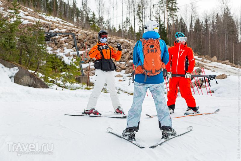 Тридцать лет снежного драйва. Химос / Фото из Финляндии