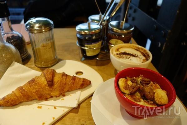 Еда в Париже / Франция