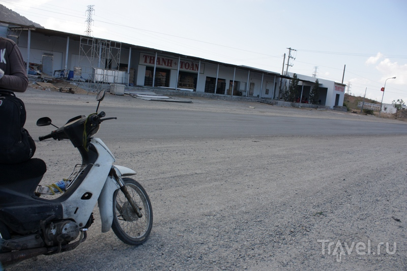 Мототрип из Фантьета до Нячанга / Вьетнам