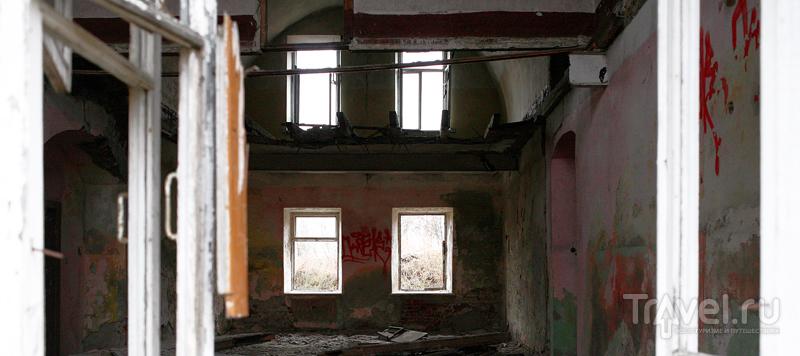 Забытая крепость / Белоруссия