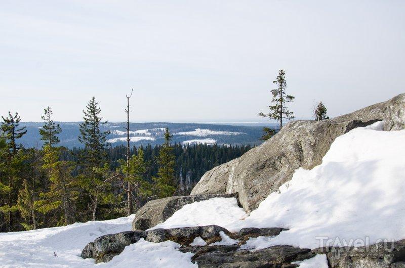 Пейзажи Коли / Фото из Финляндии
