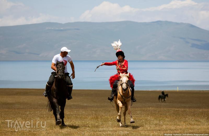 Сонкёль. Моя первая тревеллюбовь / Фото из Киргизии