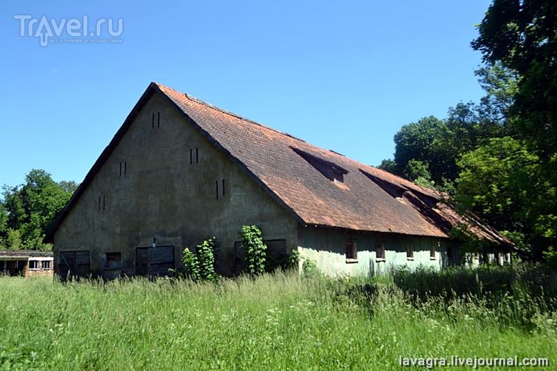 Мистическая Польша - гробницы, гробы с мертвецами и дом с привидениями / Польша
