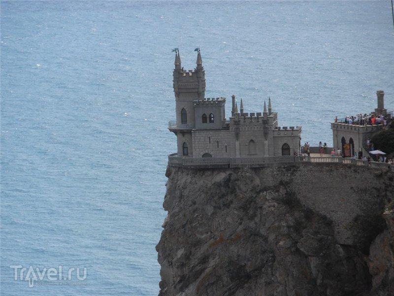 Крым, внезапно. Ялта и окрестности / Россия
