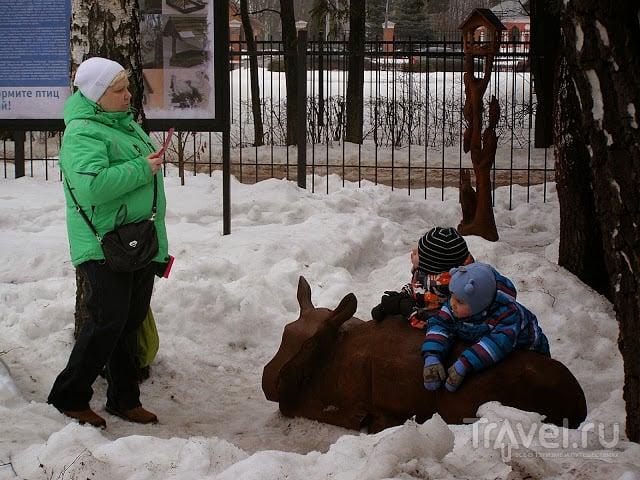Зеленоград. Дом лани / Россия