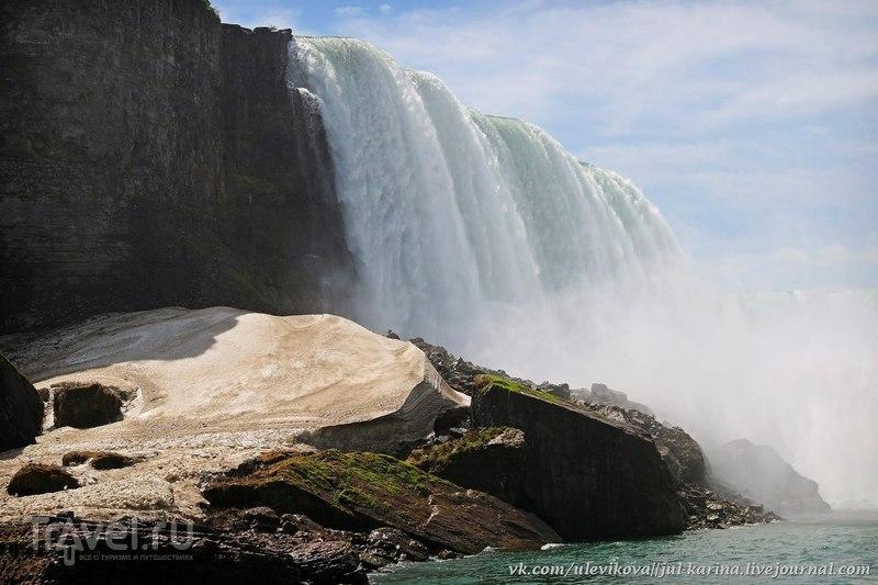 Большое Американское путешествие. Ниагарский водопад - Кливленд / США