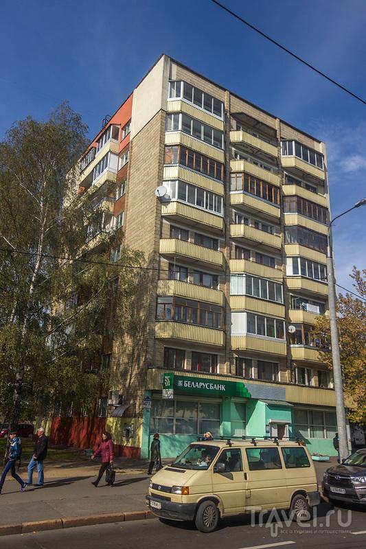 Нетривиальная прогулка по Минску / Белоруссия