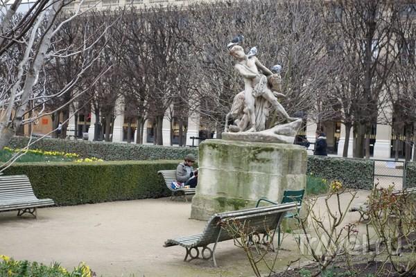 Весна в Париже / Франция