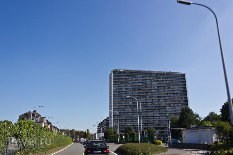 Воздушная церковь в Бельгии / Бельгия