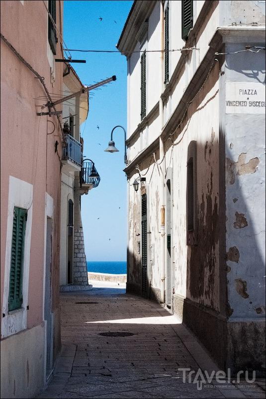 Большое апулийское путешествие: Термоли / Фото из Италии