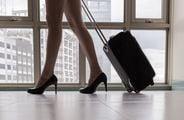 Обувь на каблуке - не лучший выбор для путешествия