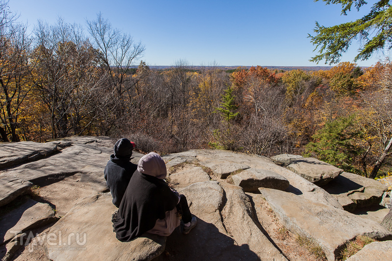 США. Национальный парк Cuyahoga Valley / Фото из США