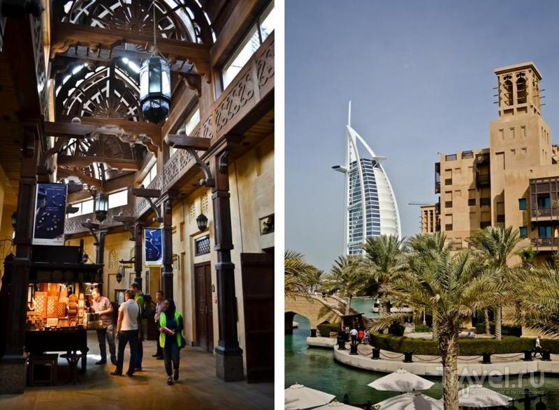 Дубай. Мадинат Джумейра / Фото из ОАЭ