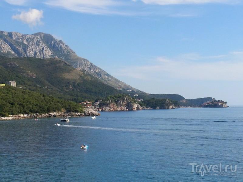 Черногория 2014: Прогулка от Будвы до острова Свети-Стефан и обратно / Фото из Черногории