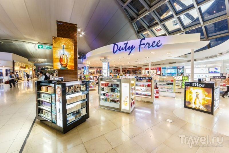 магазины в аэропорту абу даби