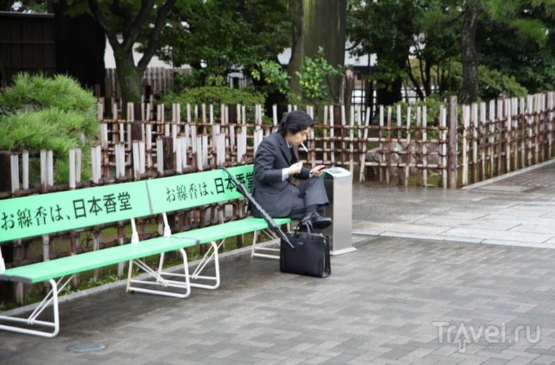 Сенгакудзи - храм 47 ронинов в Токио / Япония