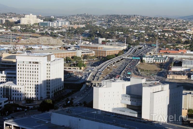 Лос-Анджелес. Даунтаун / США