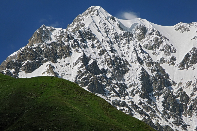 Сванетия - 2014: Верховья Ингури / Фото из Грузии