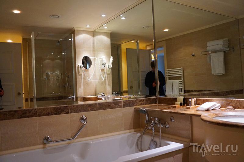 Две ночи в пятизвездочном отеле  Брюсселя / Бельгия