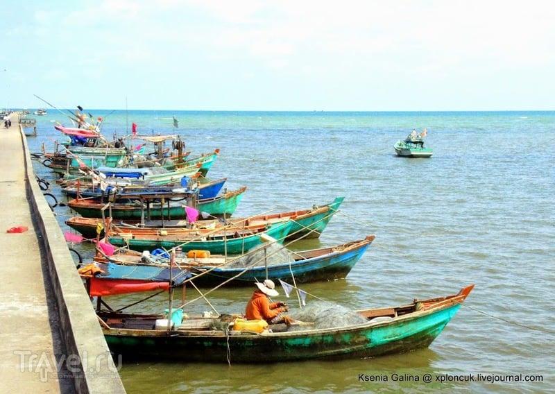 Райский остров Фукуок - пляжи и дороги / Фото из Вьетнама
