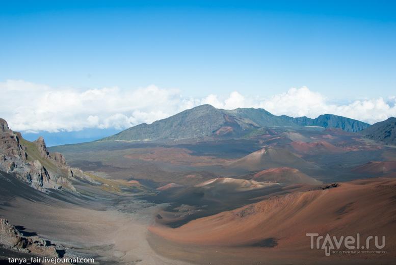 Национальный парк Халеакала и пляжи о. Мауи, Гавайи / Фото из США